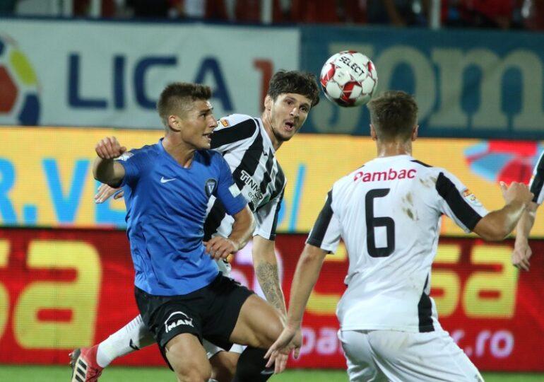 Liga 1: Egal cu mult spectacol în teren între Astra Giurgiu și Viitorul
