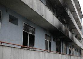 Bilanțul incendiului de la Matei Balș a ajuns la 17 decese. A murit încă un pacient