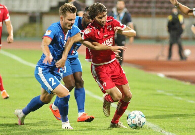 Liga 1: Dinamo a fost umilită la Botoșani