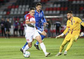 Liga 1: Botoșani învinge la limită pe Hermannstadt. Sibiul trece printr-o perioadă nefastă