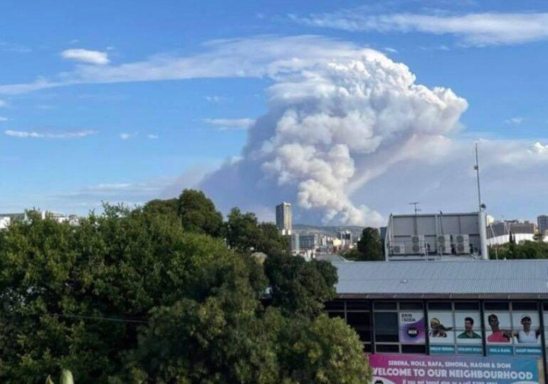 """Un incendiu a izbucnit la Adelaide în apropierea hotelului unde e cazată Simona Halep: """"Sper că toată lumea este ok!"""""""