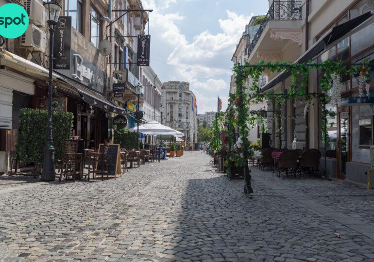 De azi, Bucureștiul se relaxează parțial: Teatrele, cinematografele, restaurantele, cafenelele şi sălile de jocuri se redeschid la 30% din capacitate
