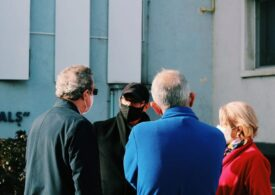Premierul Florin Cîţu, după o vizită la Institutul Matei Balş: Vă promit că vinovaţii vor suporta consecinţele, indiferent de funcţia pe care o au