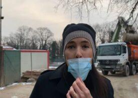 Clotilde Armand va cere anularea autorizaţiei de construire pentru trei blocuri lângă sediul PNL: Cineva s-a gândit să distrugă zona istorică