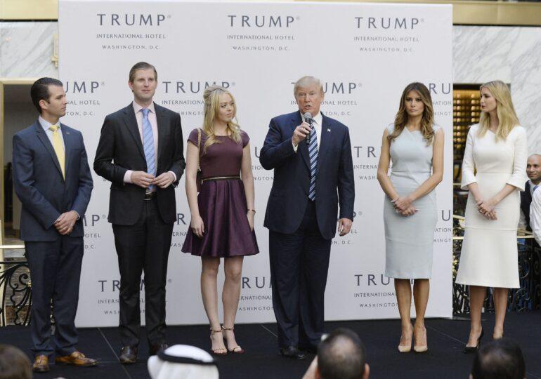 Trump s-a asigurat, înainte să plece de la Casa Albă, că toată familia lui va beneficia de protecția Secret Service. Costurile sunt uriașe