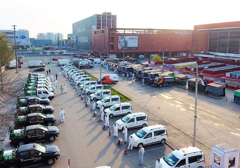 Compania municipală responsabilă cu deratizarea din București și-a trimis salariații în concediu fără plată. Ce riscă bucureștenii