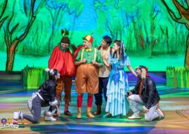 Revin spectacolele pe scena Operei Comice pentru Copii (OCC)