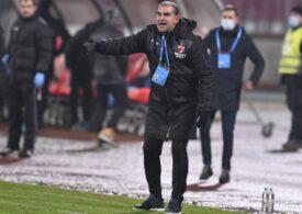 Atac dur al antrenorului celor de la Dinamo la adresa patronului Cortacero: N-a adus niciun euro la club
