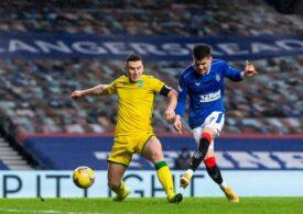 Ianis Hagi, anunțat din nou titular pentru Glasgow Rangers în Scoția