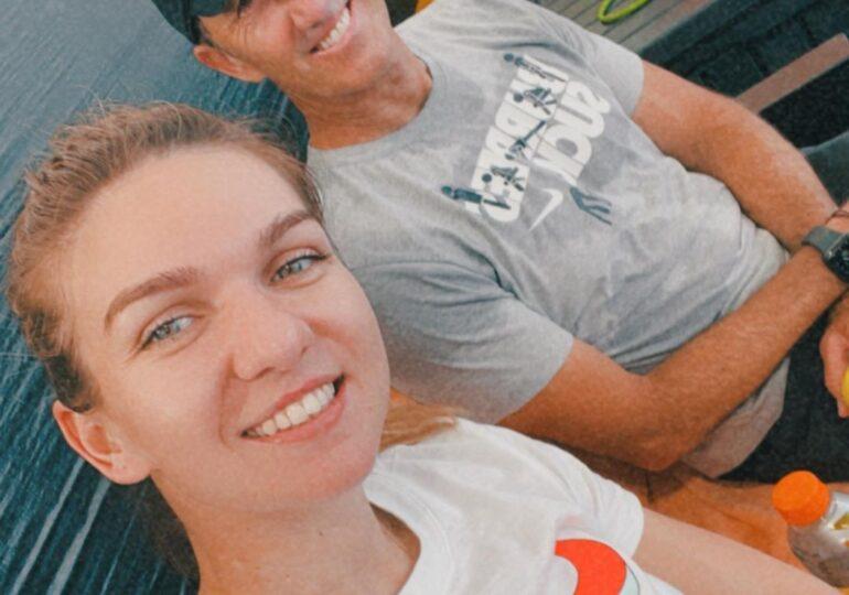 Simona Halep se plânge de condițiile meteo din Australia: Ne antrenăm pe o căldură de 40 de grade