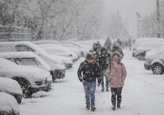 Meteo: Urmează zile reci și pline de ninsoare