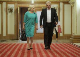 """Viorica Dăncilă publică o carte: """"Partea ei de adevăr"""", despre provocarea de a fi prim-ministru și relația cu Dragnea"""