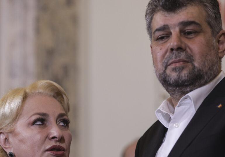 Dăncilă spune că a fost trădată din PSD la moțiunea de cenzură. Ciolacu: Cunosc alt adevăr
