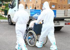 Peste 1.550 de cazuri noi de COVID, dintre care 400 în Capitală: Rata oficială de infectare se menține sub pragul de 3