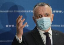 Ministrul Cîmpeanu