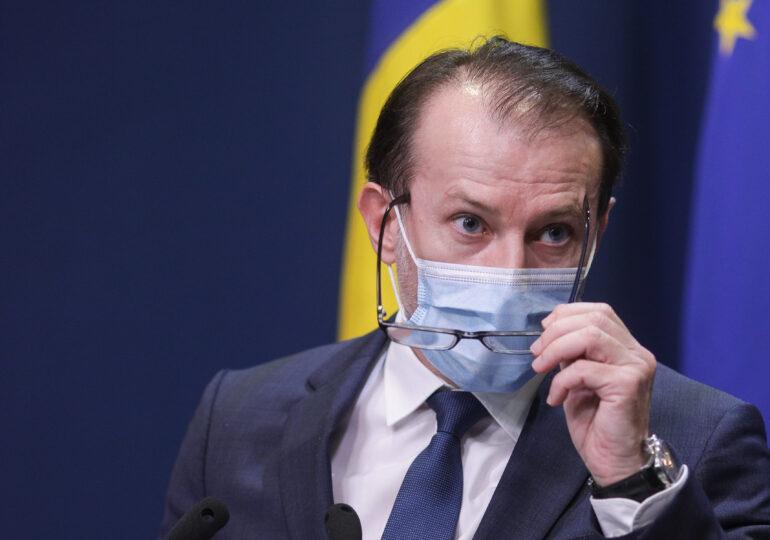 """Florin Cîțu se duce azi în Parlament, la """"Ora prim-ministrului"""". PSD vrea explicații despre """"bugetul tăierilor"""""""