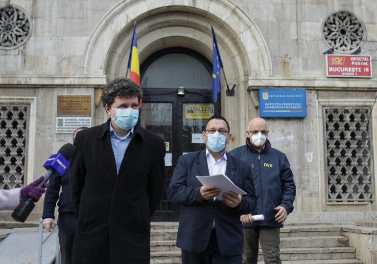 Nicuşor Dan explică de ce se relaxează restricțiile în București, deşi ministrul Sănătăţii s-a opus: A fost o formalitate