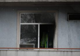 Incendiu la Matei Balș: Patru asistente și infirmiere audiate de poliție au povestit cum au salvat vieți evitând o explozie