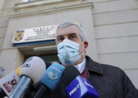 Călin Popescu Tăriceanu a fost inculpat în dosarul de luare de mită