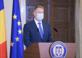 Iohannis: Rata de infectare este în creștere în toată Europa. România, la fel ca alte țări, se confruntă cu un val epidemiologic virulent, căruia trebuie să-i reziste