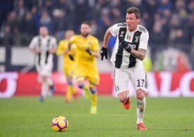 AC Milan dă o adevărată lovitură de imagine și îl aduce pe Mario Mandzukici - presă