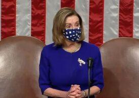 Nancy Pelosi îi cere lui Donald Trump să demisioneze, iar unui general să îi blocheze accesul la codurile nucleare