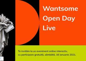 Prezentare gratuită de cursuri IT cu premii de 2.500 euro pentru cei mai activi participanți