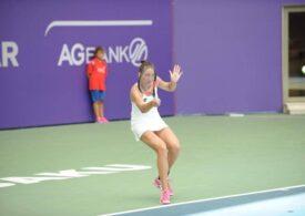Înfrângere și pentru Patricia Țig la debutul competiției WTA Gippsland Trophy
