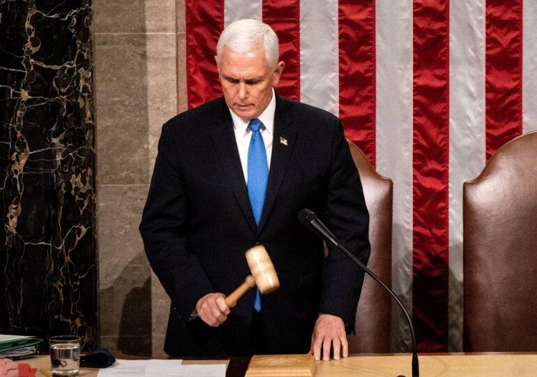 Mike Pence va fi prezent la ceremonia de învestire a lui Joe Biden, deşi Trump a refuzat