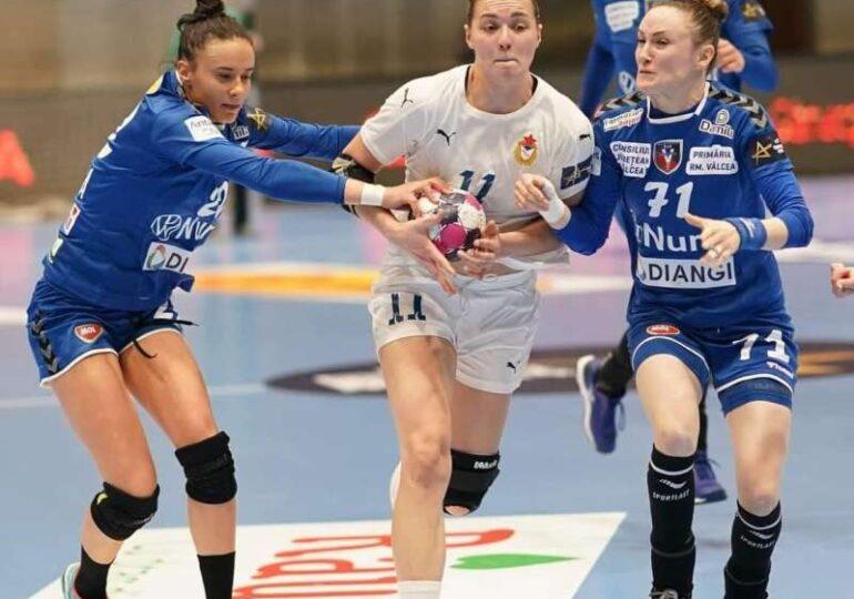 SCM Râmnicu Vâlcea, învinsă clar de ŢSKA Moscova, în Liga Campionilor