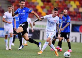 Liga 1: Remiză spectaculoasă între Viitorul și FCSB