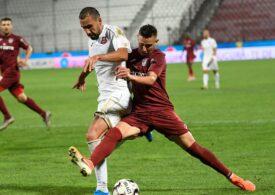 Liga 1: CFR Cluj câștigă din nou