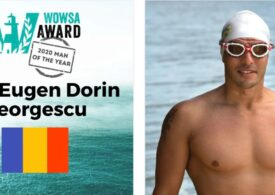Simona Halep îi îndeamnă pe fanii săi să-l voteze pe românul nominalizat la titlul de cel mai bun înotător din lume în ape deschise