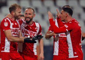 Liga 1: Dinamo câștigă în deplasare