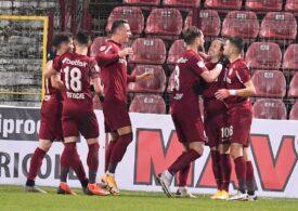 CFR Cluj a vândut un atacant