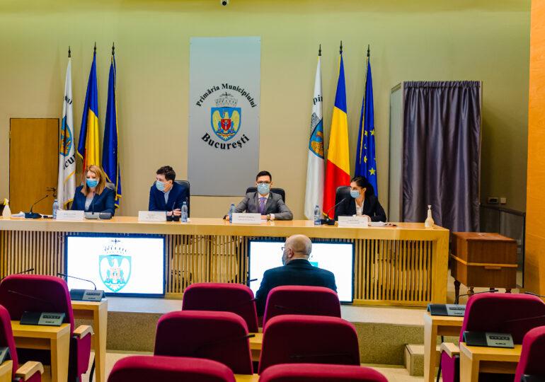 E haos în administrația Capitalei: Companiile municipale sunt executate silit, angajații nu au taxele plătite, datoriile sunt uriașe. Nu se știe cine va asigura anul acesta servicii vitale pentru București
