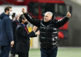 Reacția la cald a lui Marius Șumudică după ce a fost îndepărtat de la Gaziantep
