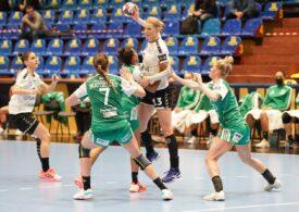 SCM Râmnicu Vâlcea, surclasată de Gyor în Liga Campionilor