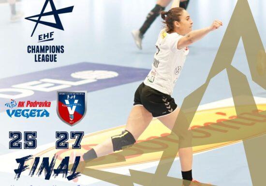 Prima victorie din acest sezon de Liga Campionilor pentru SCM Râmnicu Vâlcea