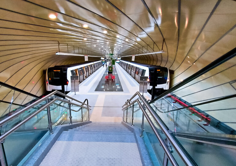 Ne-am bucurat că s-a deschis metroul spre Drumul Taberei, toamna trecută! Dar  vor mai trece ani până să inaugurăm încă o linie subterană