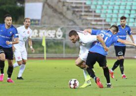 Liga 1: Mircea Rednic obține prima victorie pe banca celor de la Viitorul