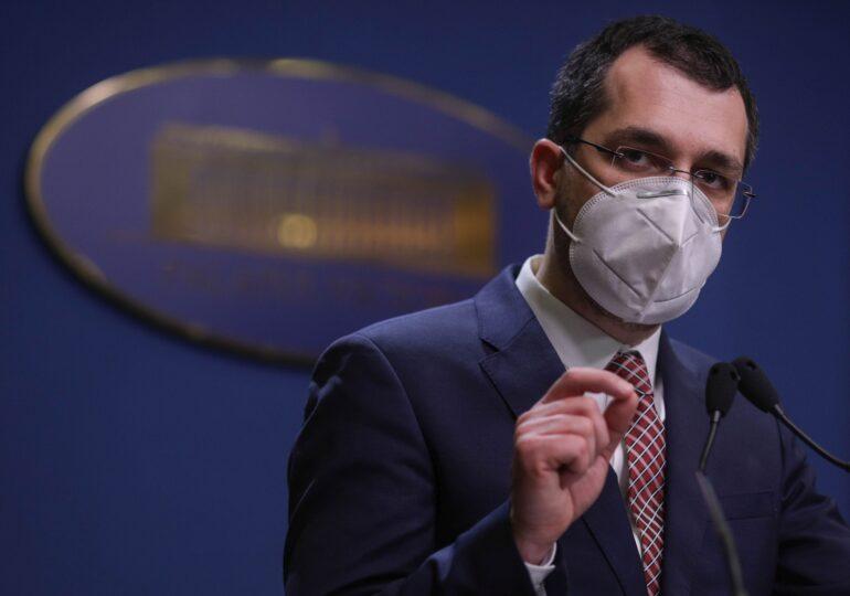 Ministrul Sănătății anunţă controale la centrele de vaccinare antiCovid: Ne trebuie sancţiuni