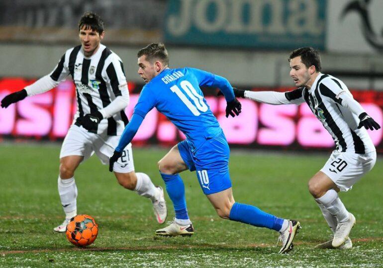 Universitatea Craiova face un nou pas greșit în Liga 1