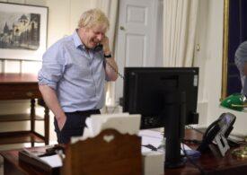 """Boris Johnson a fost primul lider european sunat de Joe Biden: """"A fost grozav"""""""
