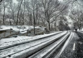 Meteo: Temperaturile scad, ninsorile revin