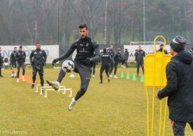 5 jucători de la CFR Cluj și Edi Iordănescu au simptome de Covid-19