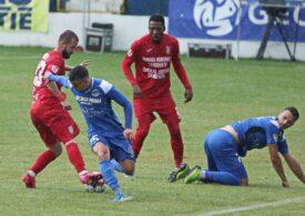 Liga 1: Chindia câștigă derbiul revelațiilor din acest sezon