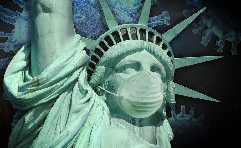 SUA au trecut de 430.000 de decese şi 25,9 milioane de cazuri de COVID-19