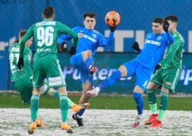 Liga 1: Universitatea Craiova calcă din nou strâmb