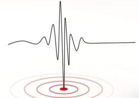 Două cutremure în Buzău și Vrancea